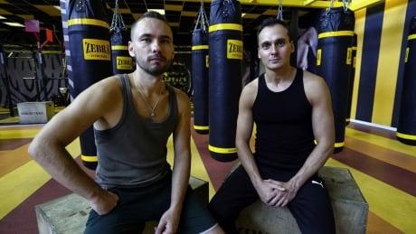 Yuri Sysoev and Alexei Forsenco