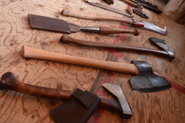 Thunder Bay Woodworker Breathes New Life Into Old Tools