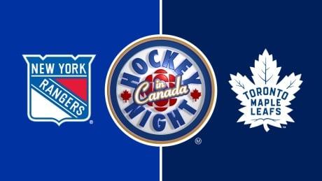 HNIC - NY Rangers at Toronto