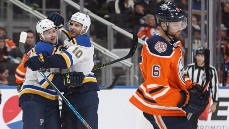 Pat Maroon's controversial 3rd-period goal lifts Blues over Oilers
