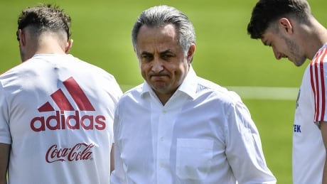 Vitaly Mutko quits as Russian Football Union president