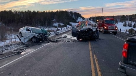 OPP lay charge after fatal crash in December on Highway 17