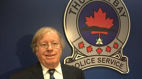 Thomas Lockwood Thunder Bay Police Services Board administrator