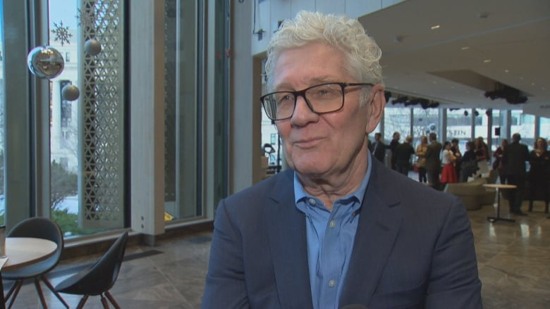Library design a blank slate, architects promise   CBC News