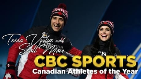 Tessa Virtue & Scott Moir: Canadian Athletes of the Year