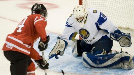 World Jr Hockey 20081228