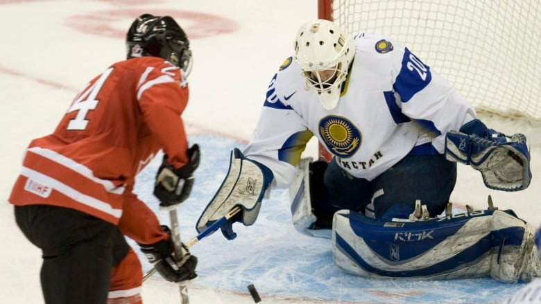 Unheralded Kazakhstan Ready To Battle For World Juniors Survival
