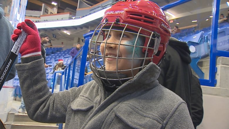 Hockey Fever In Metro Vancouver Gets South Asian Kids On The Ice