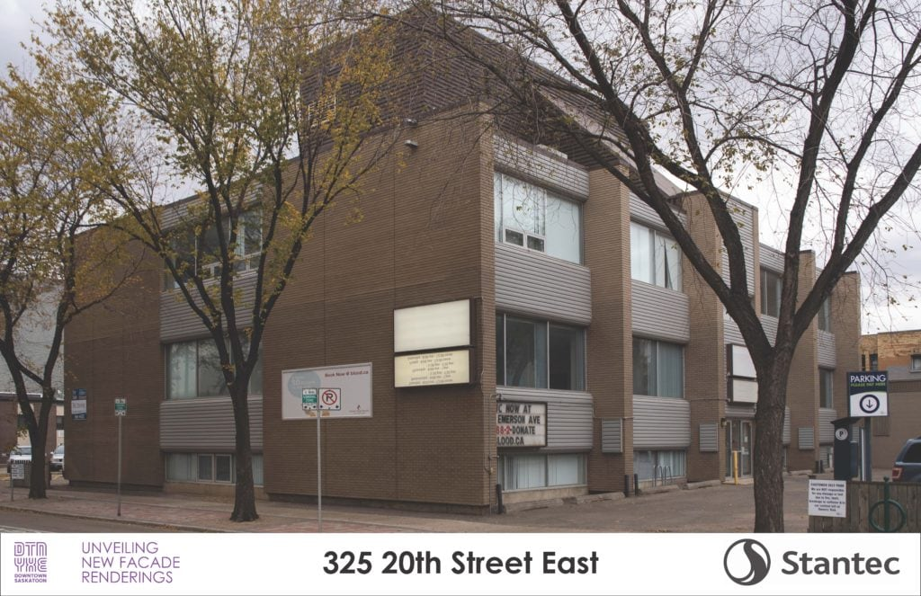 Architecture firms design facelifts for downtown Saskatoon