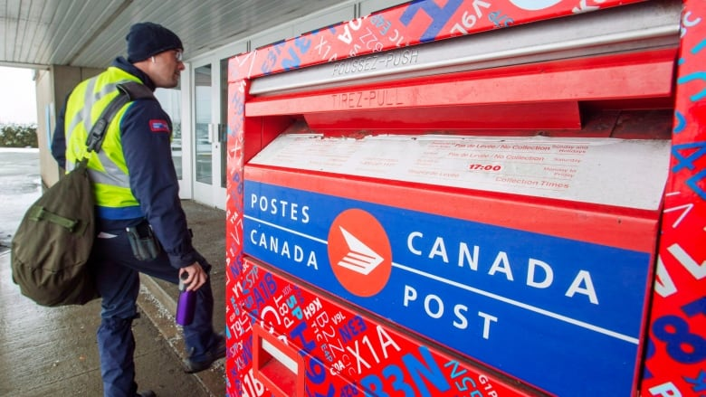 canada post says the cost for an individual stamp on a letter sent within canada will increase by five cents next year ryan remiorzcanada post