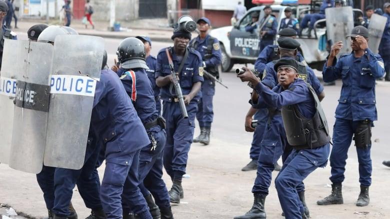 Democratic Republic of the Congo: Elections 2018   DR Congo