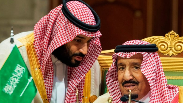 Saudi king orders major reshuffle of top government posts