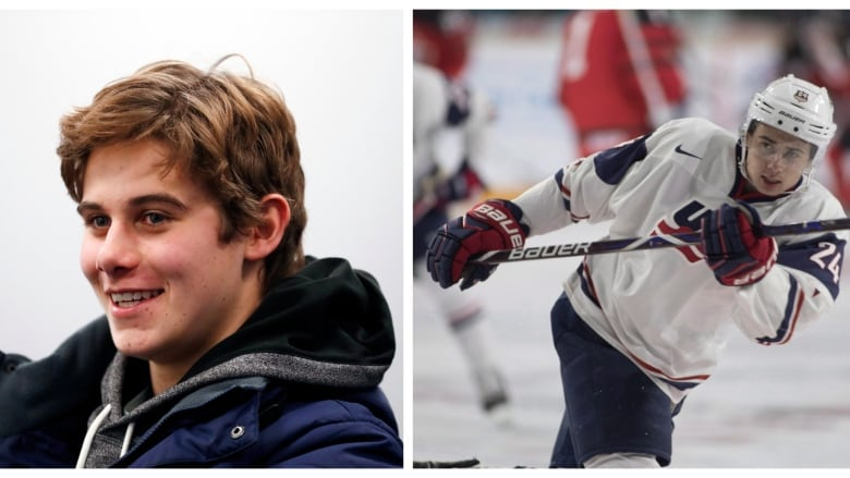 Brothers Quinn and Jack Hughes aiming to lead U.S.A. to world juniors gold 604751b10