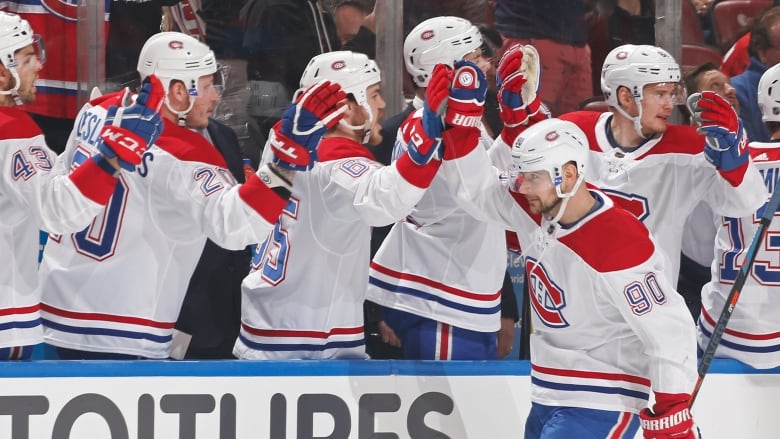 new product 084fe 3b162 Tatar scores twice to lead Canadiens over Panthers | CBC Sports