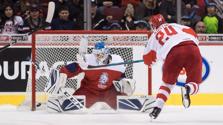 World Juniors Roundup Russia Beats Czechs To Remain Undefeated