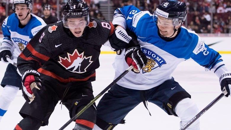 glass thriving in playmaking role for canada at world juniors cbc