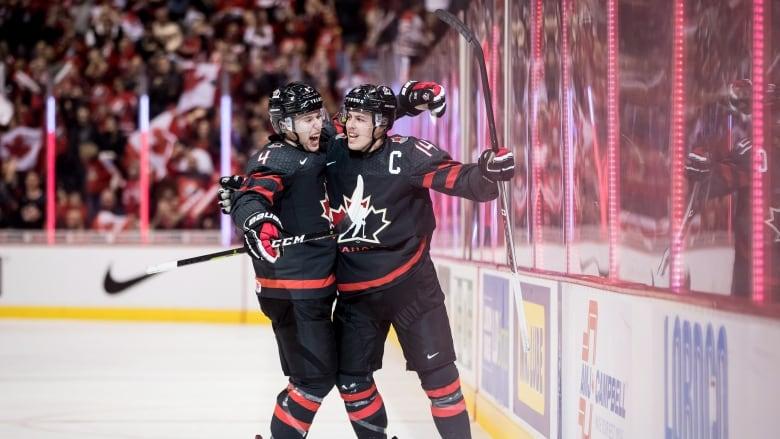 Coach: Team Canada's power play, penalty kill still a work in progress