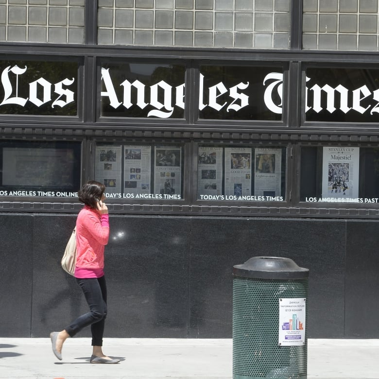 Los Angeles Times: Latest Canada, World, Entertainment And