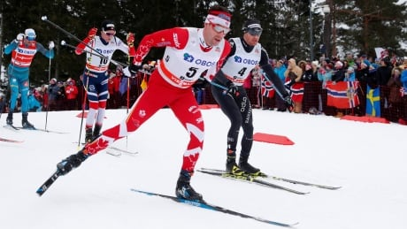 NORDIC-SKIING/ALEX HARVEY