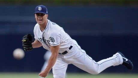 Blue Jays acquire left-hander Clayton Richard from Padres
