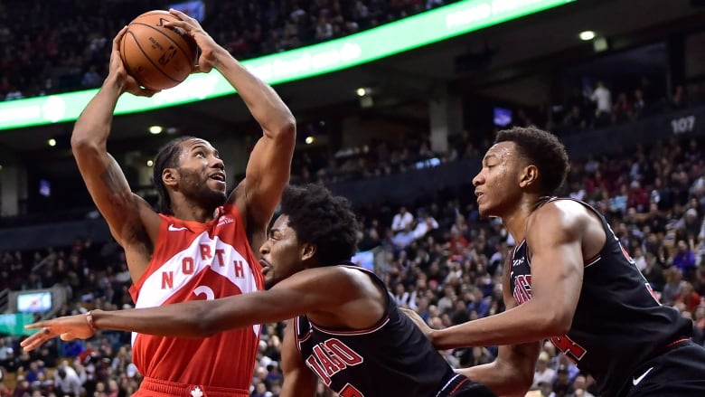 NBA roundup: Leonard powers Raptors by Bulls