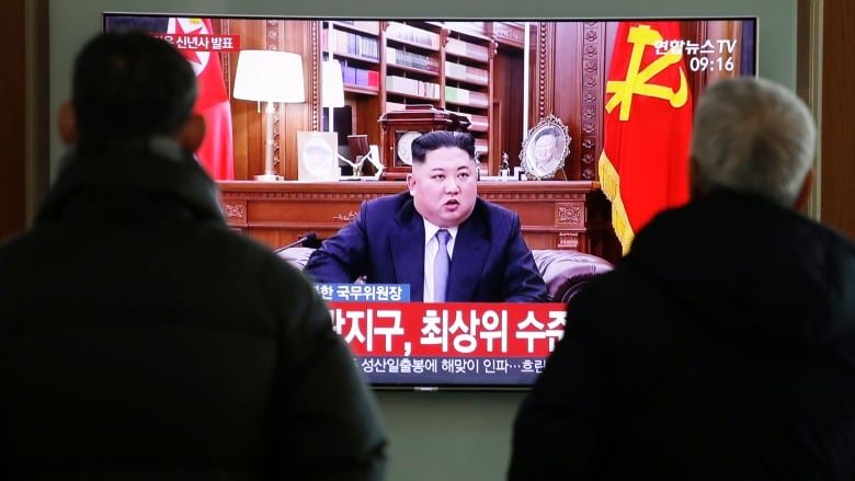 Kim says North Korea could take 'new path' if United States maintains sanctions