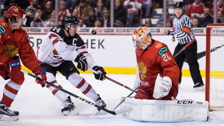 Canada Loses Tightly Fought Game To Russia In World Juniors Round