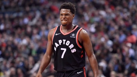 Raptors' Kyle Lowry gets injections for lower-back soreness
