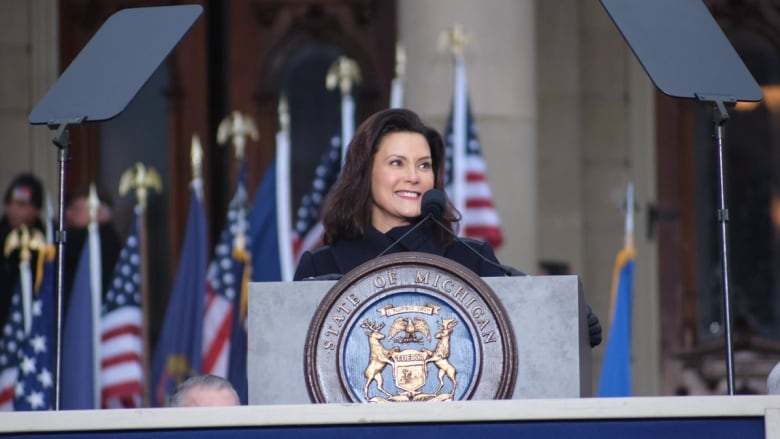 Michigan Governor Blasts Tv Story About Her Appearance Cbc News