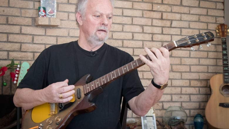 Mysterious message reunites April Wine frontman with guitar