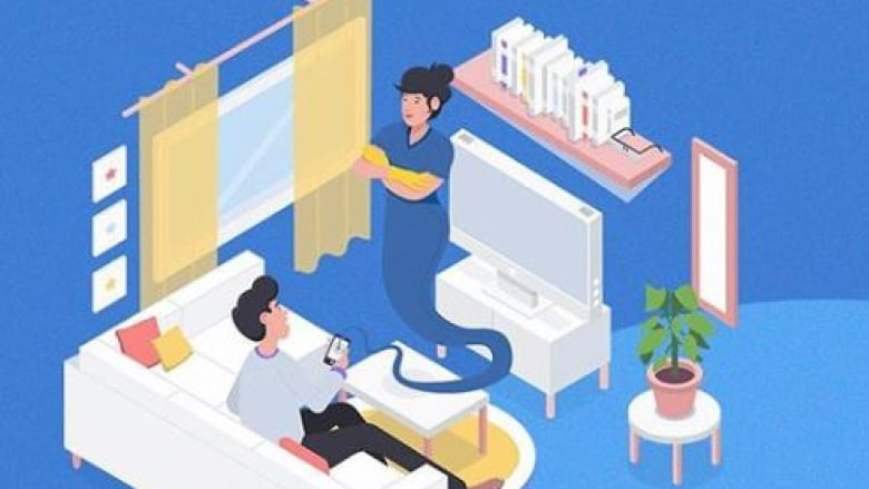 Superb Uber Of House Cleaning App Launches In Edmonton Cbc News Download Free Architecture Designs Terchretrmadebymaigaardcom