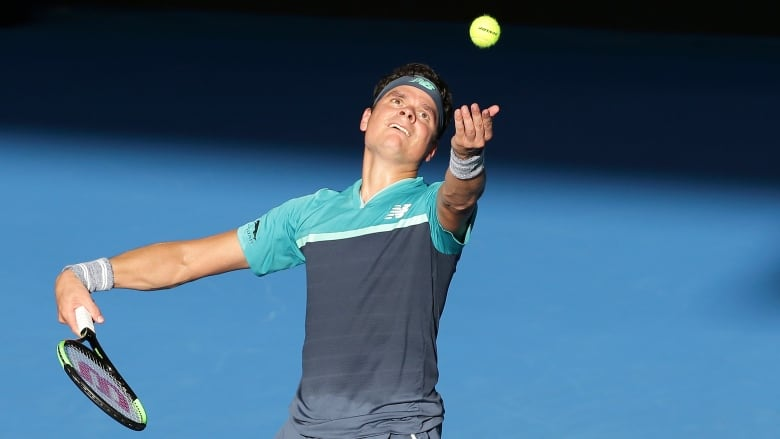 Daniil Medvedev beats Milos Raonic to reach semifinals in Brisbane