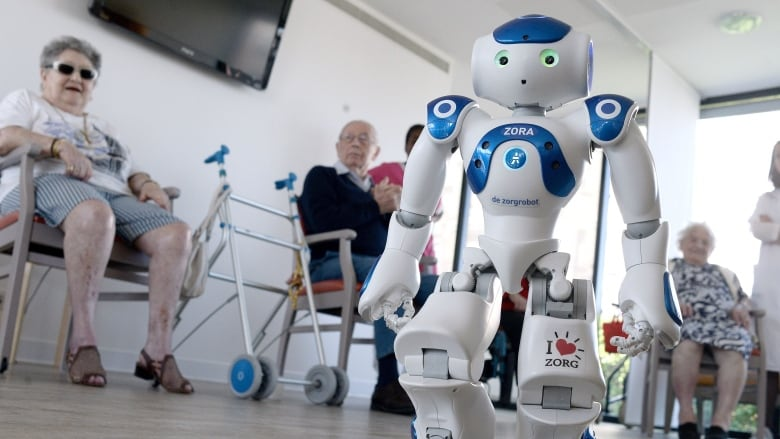 Robo Doctors How Ai Could Do Jobs We Once Thought Couldn T Be