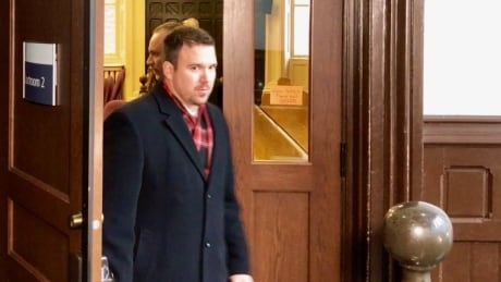 Halifax police officer's assault trial marked by testy exchanges