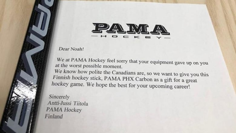 Finnish Hockey Stick Company Gets Cheeky With Twig Offer To Canada S