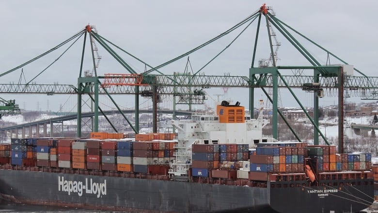Fire aboard container ship in middle of Atlantic now under control