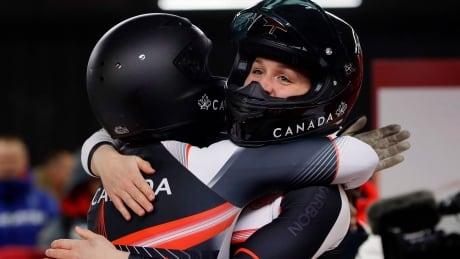 Pyeongchang Olympics Bobsled