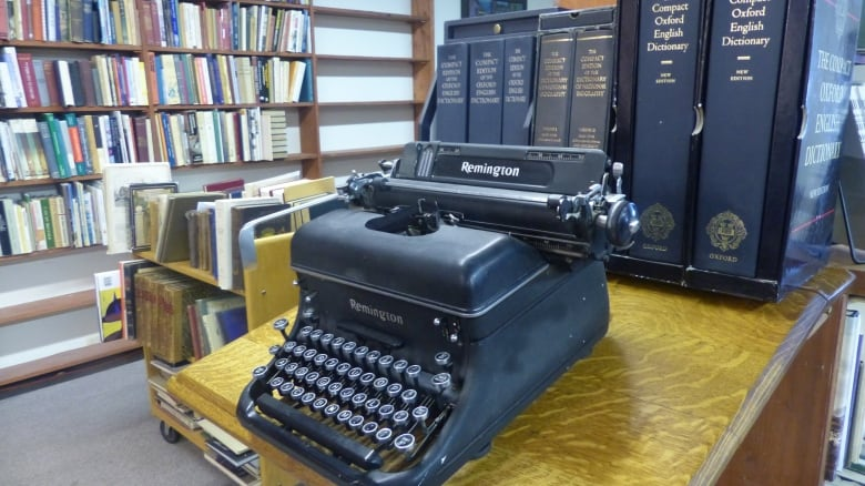 Magic and 'a love affair' with the printed word at Regina's