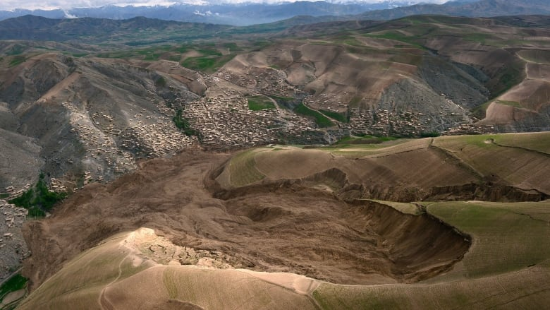 At least 30 goldmine workers killed in landslide in northern Afghanistan
