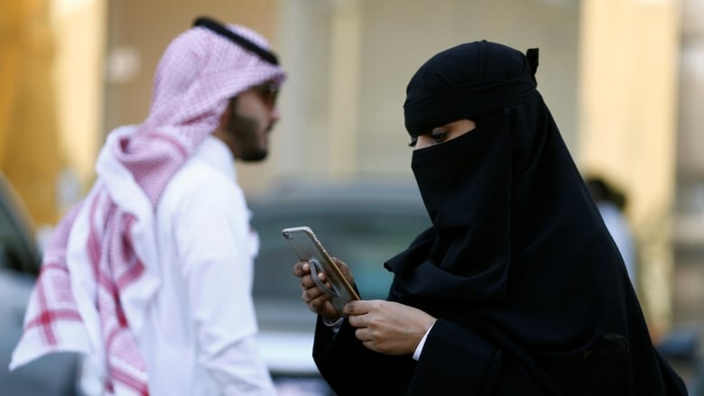 Saudi women to be notified of divorce by text message under new law ... 922249b506