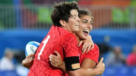 Benn Farella Rio 2016 Canada Women's Rugby