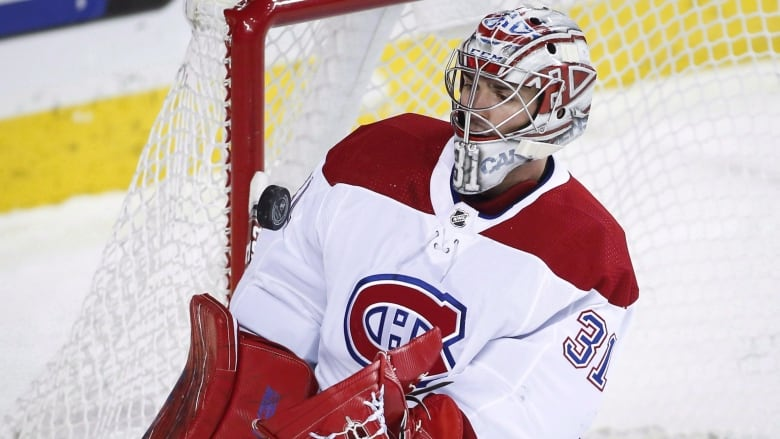 info for b2aa2 1453d Just back from injury, Montreal's Carey Price will skip ...