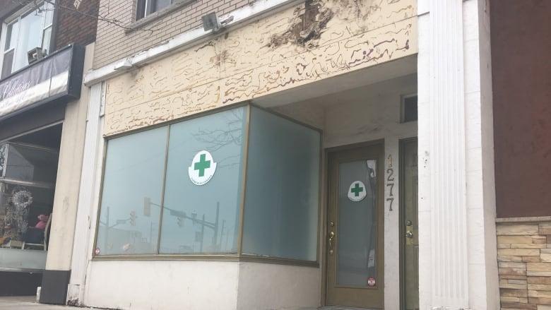 Windsor police raid Ottawa Street cannabis dispensary, 1