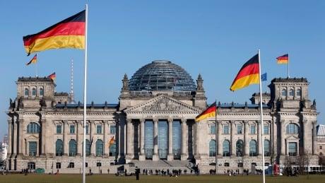 Germany politicians hacked