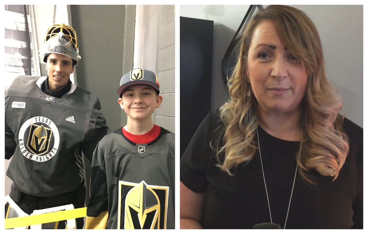 f46d2ef51 Vegas Golden Knights suddenly revoke Calgary family's season tickets for  reselling | CBC News