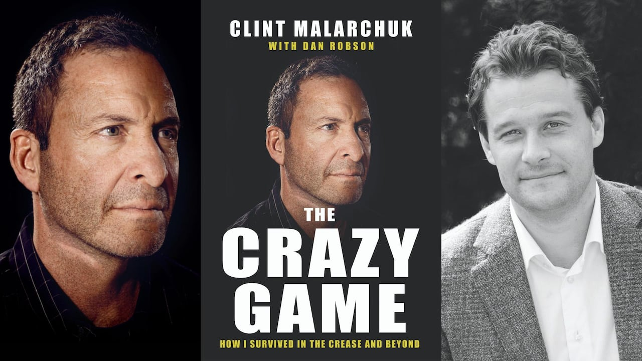 Why Former Nhl Goalie Clint Malarchuk Wrote About His Struggles With