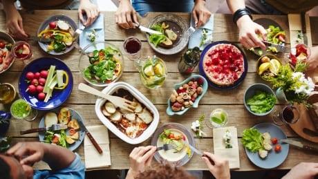 Utopian Dinner Table