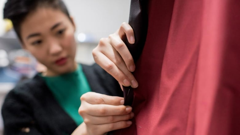 The Little Black Book Of Seamstresses And Tailors In Toronto We Can