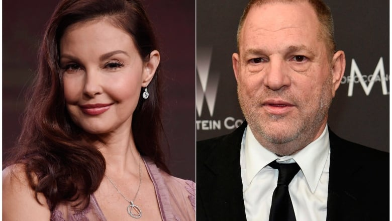 USA judge dismisses Ashley Judd's sexual harassment claim against Harvey Weinstein