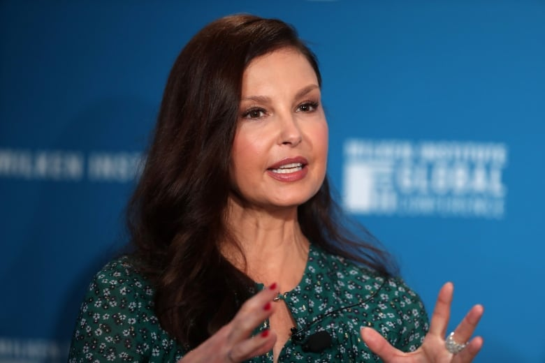 Ashley Judd's harassment claims against Harvey Weinstein dismissed